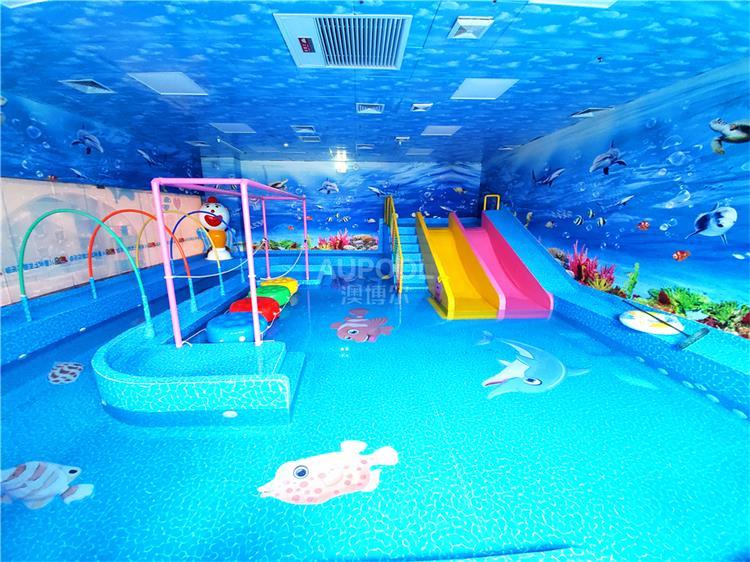 儿童水上乐园加盟