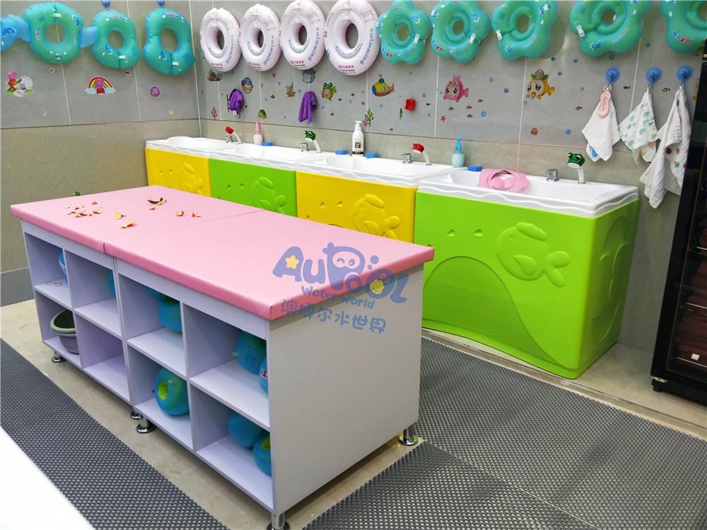 婴儿游泳馆加盟店
