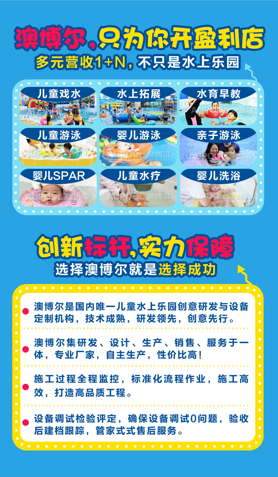 室内儿童水上乐园加盟项目